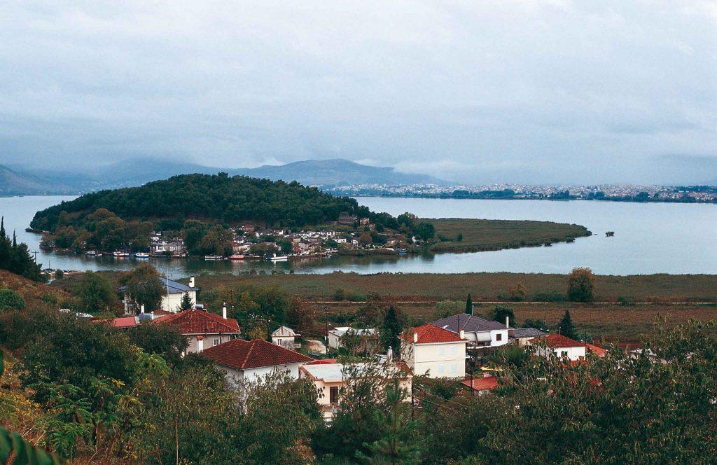 Epirus. Ioannina. The Island.©GNTO Y.Skoulas