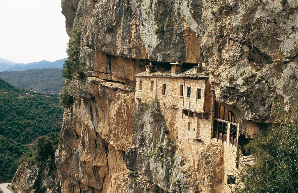 Epirus. Moni Kipinas. ©GNTO Y.Skoulas