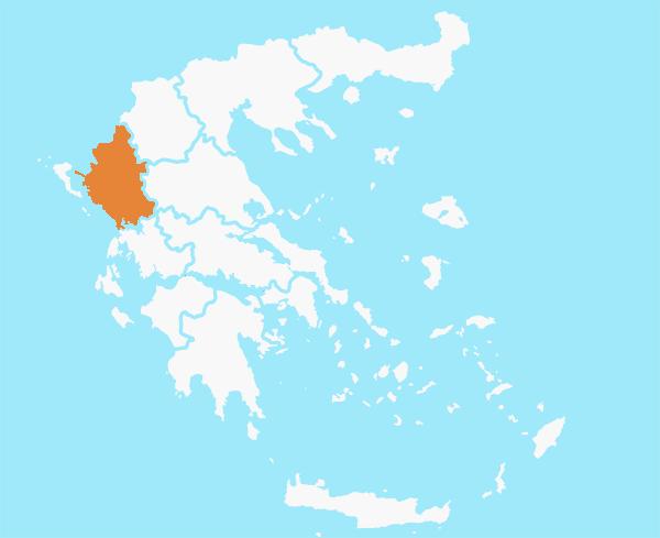 geo area epirus